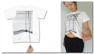 interactive tshirt by noto-fused