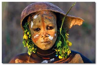 the omo tribe of ethiopia