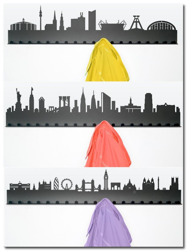 city coat racks