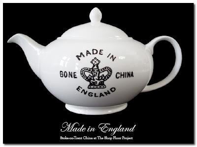 made in england bone china