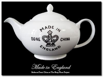 made in england bone china
