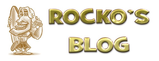 Rocko's Blog