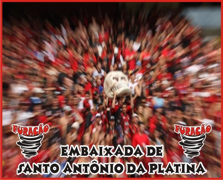 Embaixada de Santo Antônio da Platina
