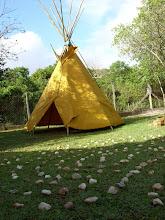 Tipi Kokopelli Bamboo