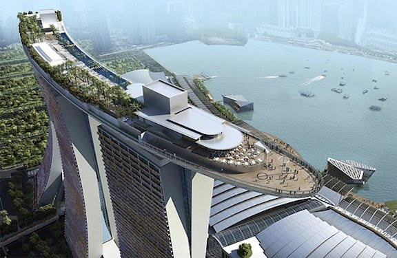 Circuito Callejero De Marina Bay : No limit entertainment: marina bay sands hotel