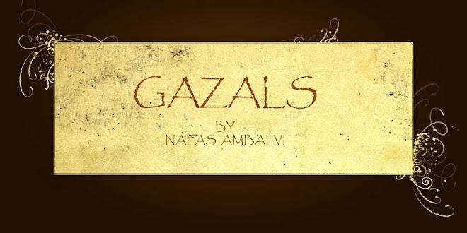 Gazals by Nafas ambalvi