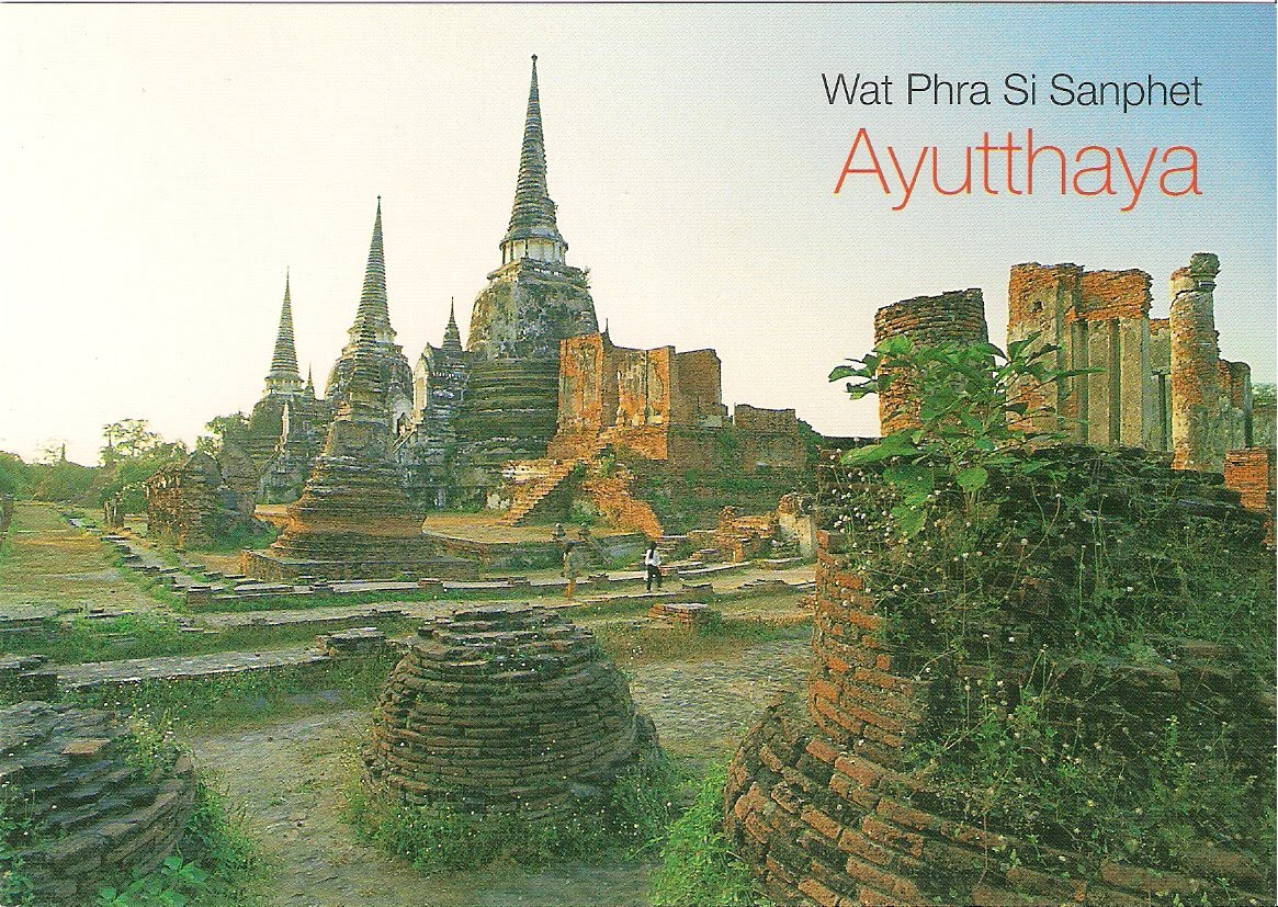Historic City of Ayutthaya - Sights