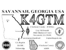 K4GTM QSL Card