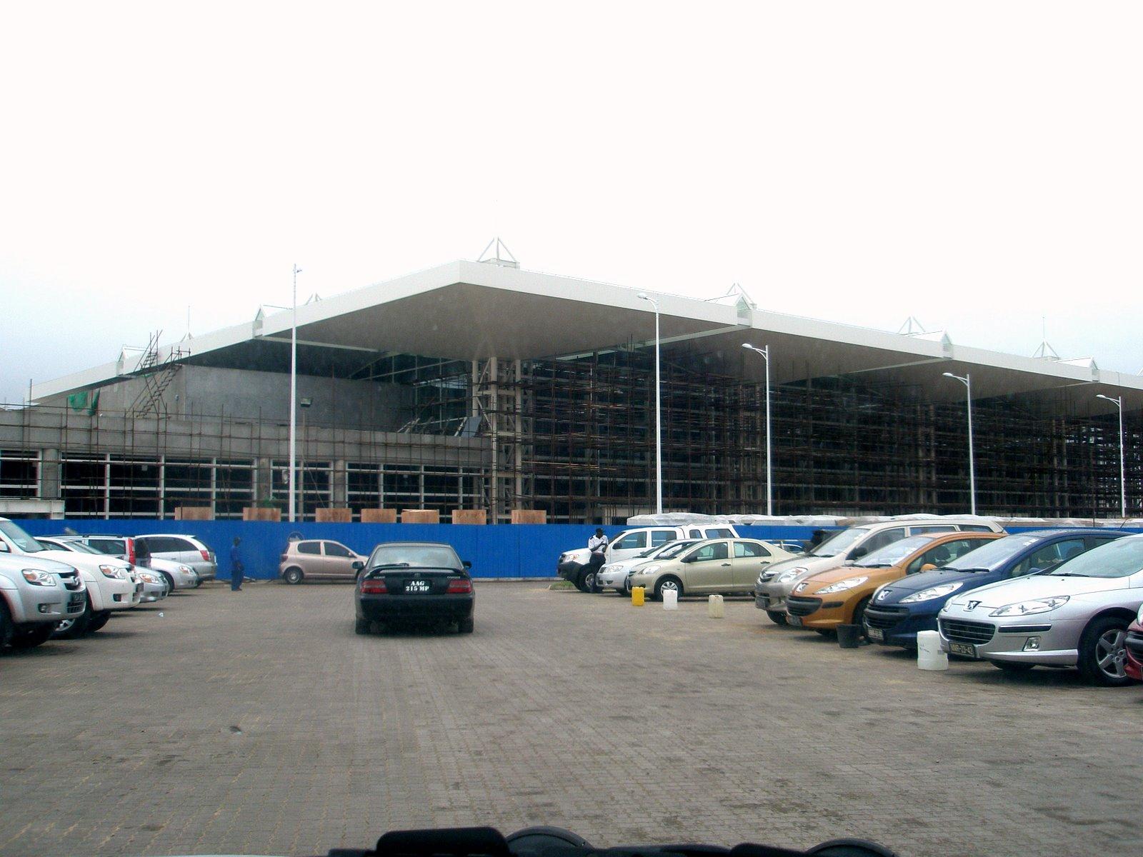 Aeroporto De Quelimane : Digital no Índico mapuro em fase adiatanda contrução