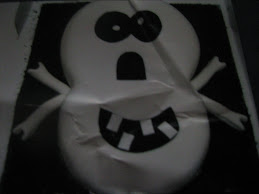 Pirate skull.  9/01/10