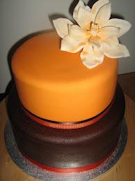 engagement cake 22.1.10.