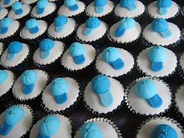 cap cupcakes