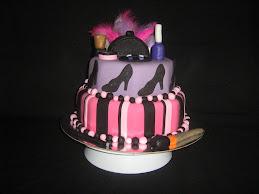 jennys makeup cake