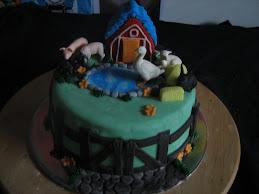 farm yard cake 14.5.10