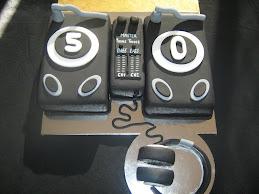 River 949 DJ cake 5.6.10