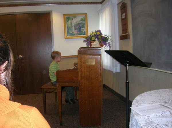 Covy Playing Piano