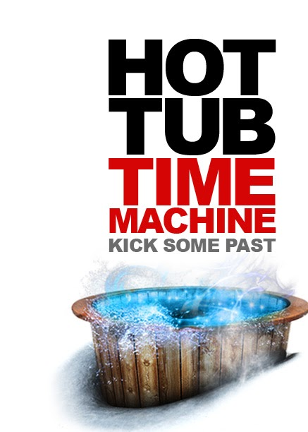 tub time machine meme
