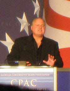 Rush Limbaugh for President of the United States