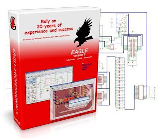 1264247070 eagle CadSoft Eagle Professional 5.9.0