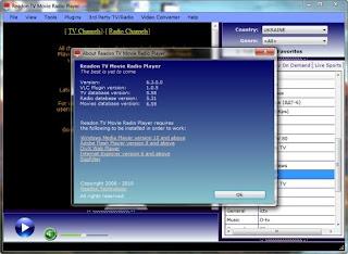 readon about Readon TV Movie Radio Player 6.3.0.0 + Portable