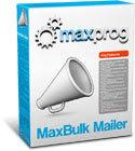 Maxprog MaxBulk Mailer Pro 7.3