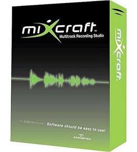 Acoustica Mixcraft 4.5 Build 118 Portable