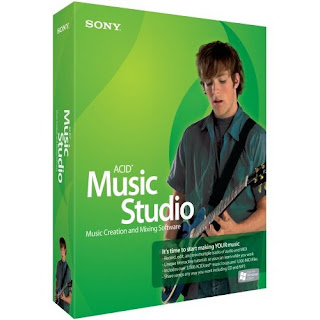 Sony ACID Music Studio 8.0 Build 178