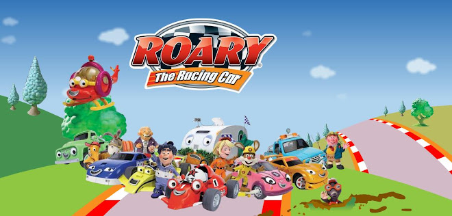 ROARY EL CARRITO VELOZ ROARY THE RACING CAR discovery kids tv anime imagenes capitulos