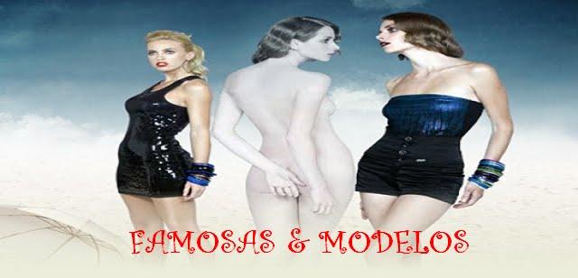 MODELOS, FAMOSAS internacionales mundo de la moda tendencias noticias