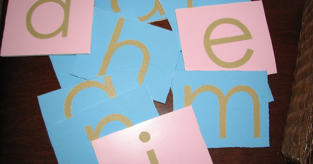 izzie  mac and me  homemade sandpaper letters
