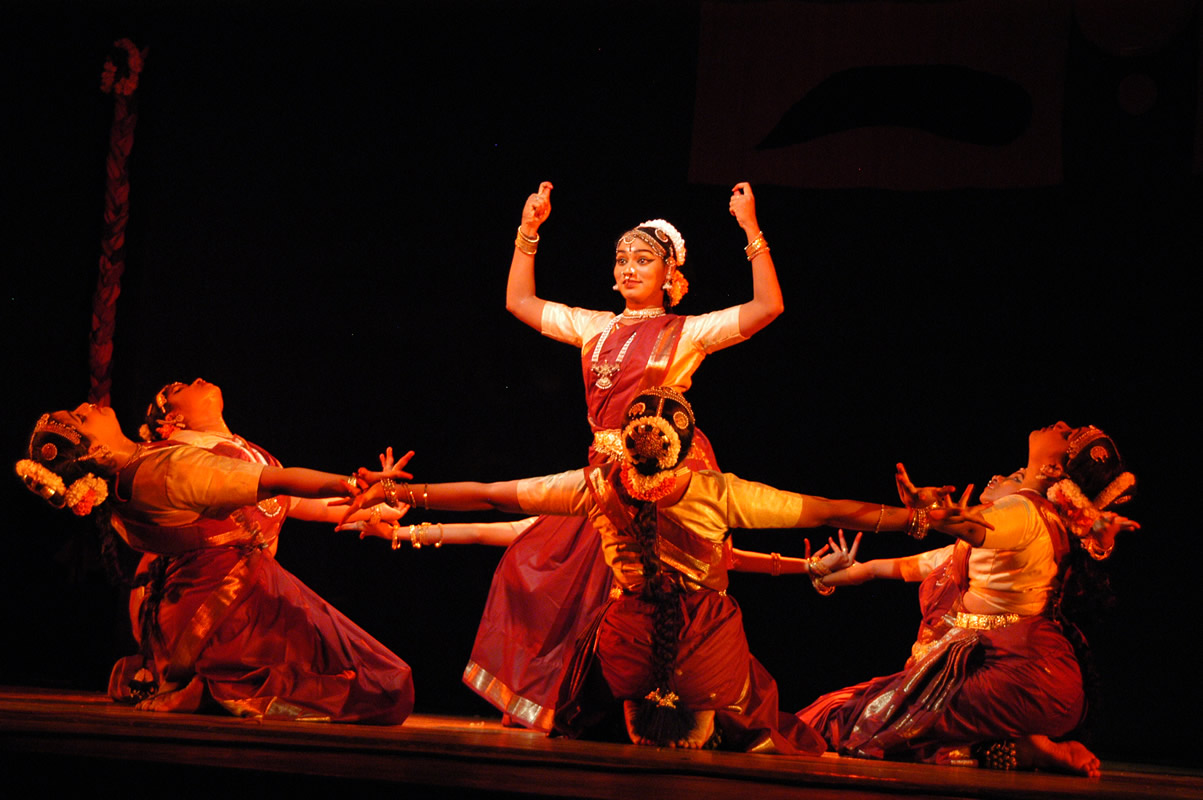 characteristic of indian drama Balivadham (the killing of bali), a sanskrit drama kutiyattam, meaning combined acting, is sanskrit drama presented in the traditional style in the temple theatres of the indian states of kerala and tamil nadu.