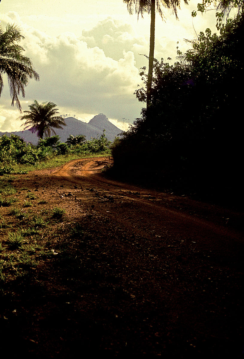 near Panguma
