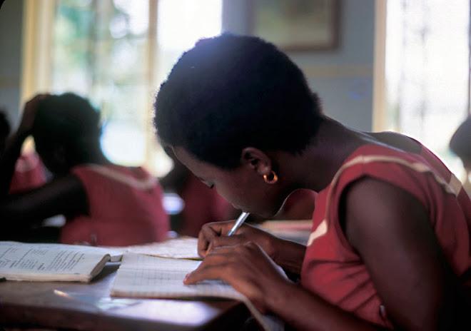 secondary schoolgirl Kulla Kallon