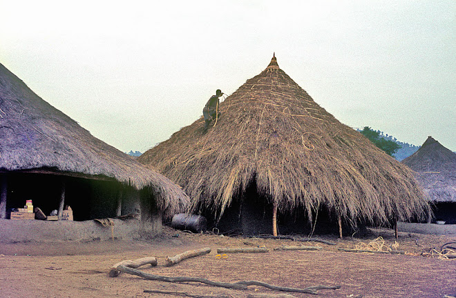 roofing in Kuranko village of Sokurella in northern province