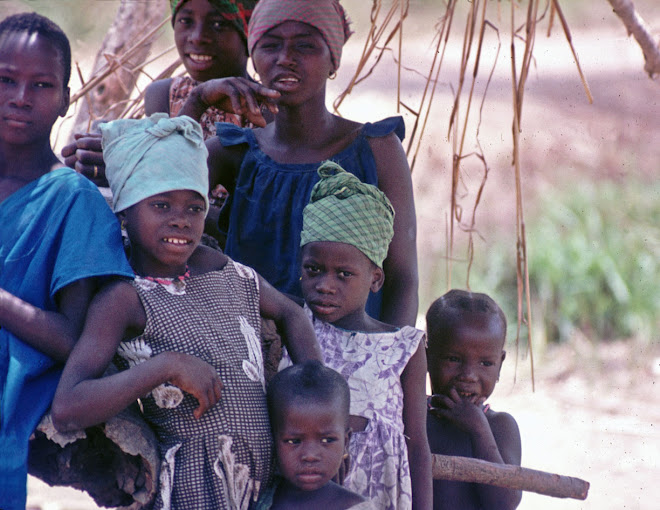 children at Sokurella(Northern Province)