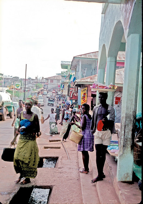 Downtown Kenema