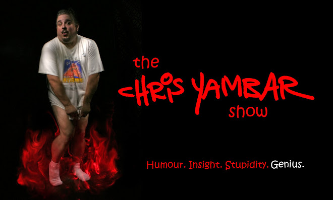 The Chris Yambar Show