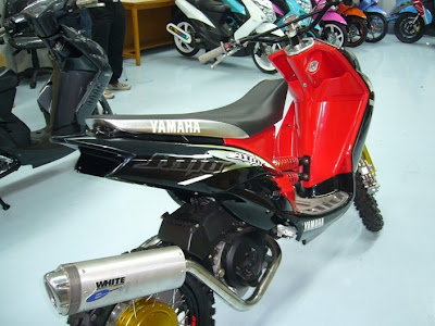YAMAHA MIO SOUL USA-FIGHT...s