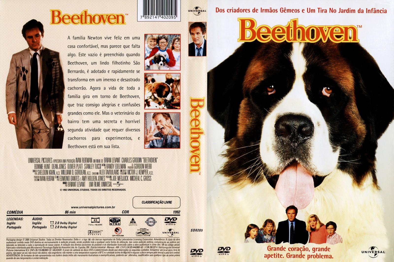 Бетховен 1