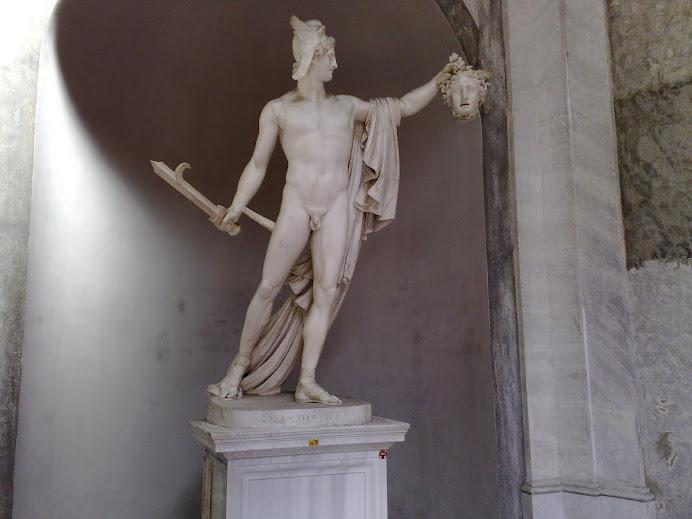 Perseo vencedor