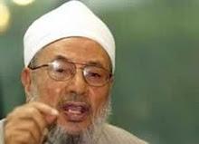 Kenyataan Syeikh Yusuf Al Qardawi