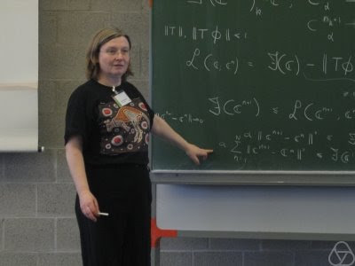 In the Plane of the Ecliptic: Ada Lovelace Day: Ingrid Daubechies
