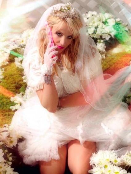 Talk about shit...: Britney Spears: Ist das ihr Hochzeitskleid?