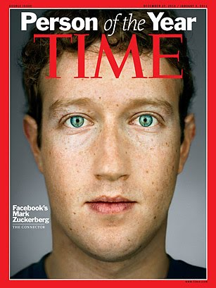 "In 2003, Mark Zuckerberg was a 19-year-old Harvard student who began an ""an"