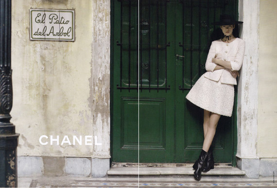 fashion and beauty: Chanel Spring/Summer 2010 Ad Campaign