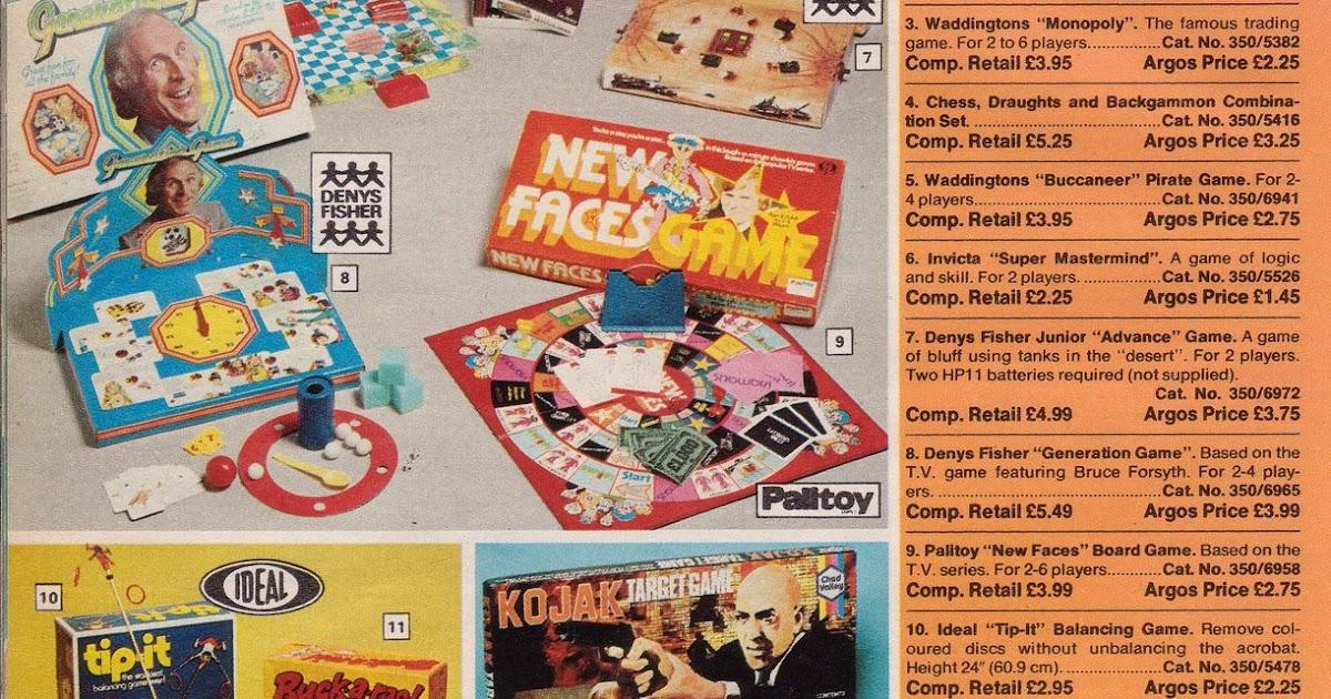 retro argos catalogue 1976 toys. Black Bedroom Furniture Sets. Home Design Ideas