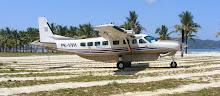 Pesawat Charter Wisata -  Susi Air