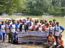 Peserta Tour Pangandaran