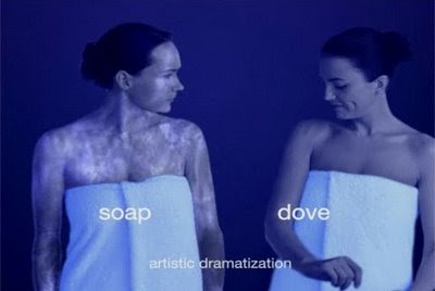 """an observation and analysis of the dove soap ad We explore how dove's """"campaign for real beauty"""" has had an impact on  women and  olivia johnson, strategic planner with ogilvy & mather, the agency  responsible for the dove campaign, observed, """"the  beauty advertising] made  them feel a bit demoralized and a bit miserable  dove bar of soap in  packaging."""