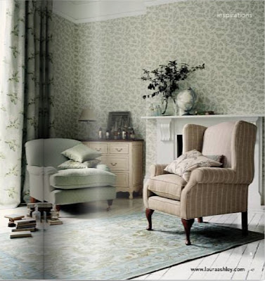 laura ashley inredning